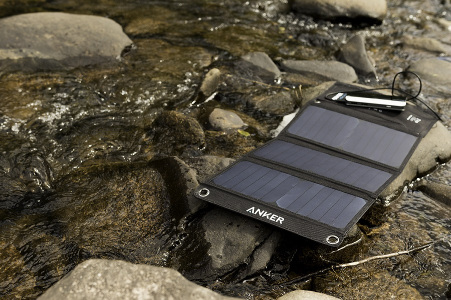 Anker 21W Dual USB Solar Charger Review