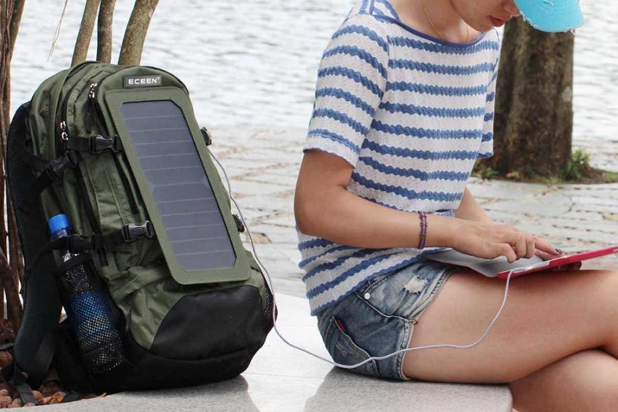 Eceen Solar Backpack Review