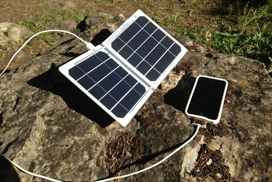 Suntactics S5 Solar Charger Review